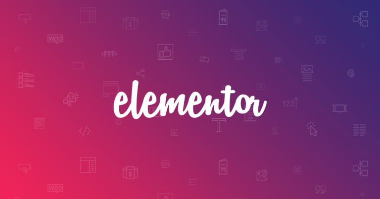 elementor page builder wordpress title