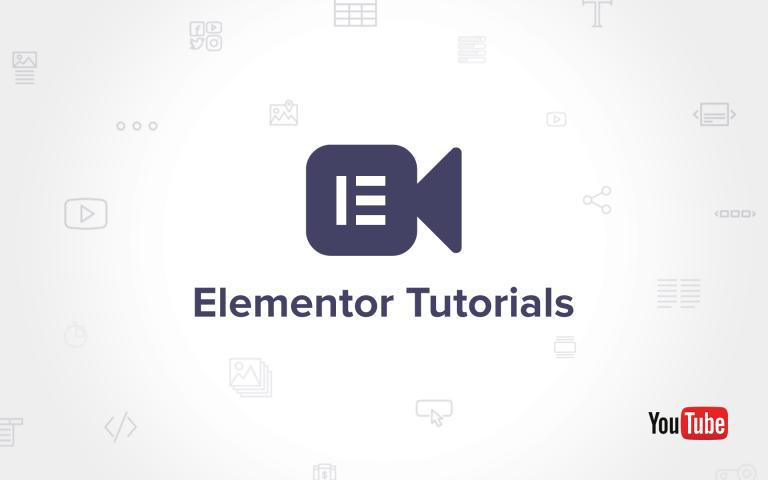 elementor-tutorials