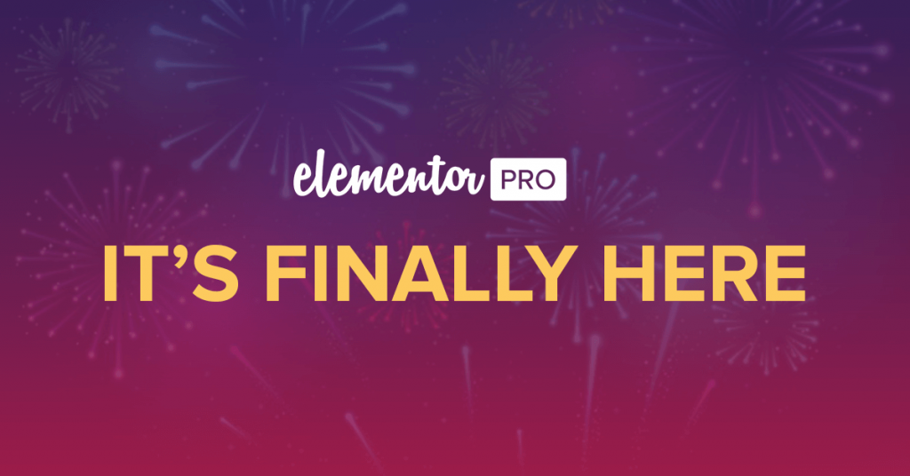 Image result for Elementor Pro