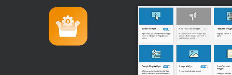 SiteOrigin Widgets Bundle