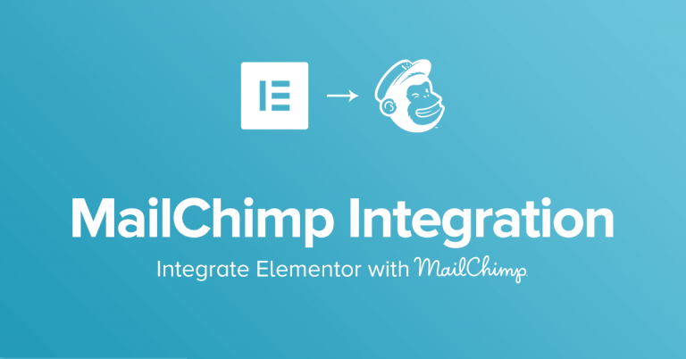 MailChimp form integrations