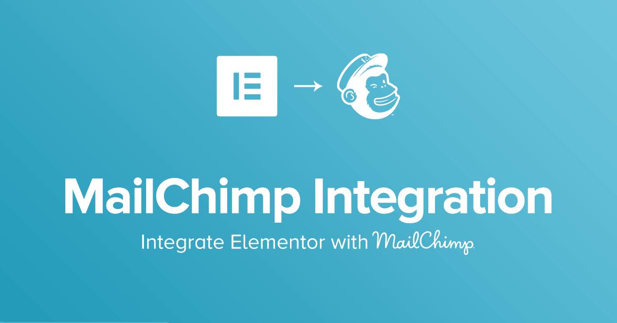 MailChimp form integrations
