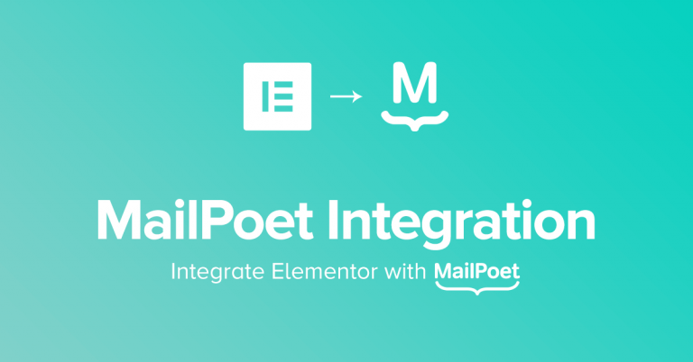 MailPoet Form Integrations