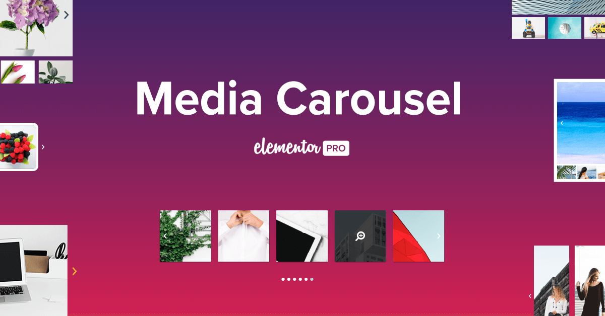 Introducing Media Carousel: Beautifully Showcase Your Images