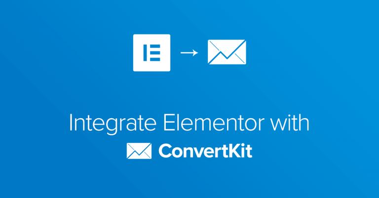 ConvertKit Integration