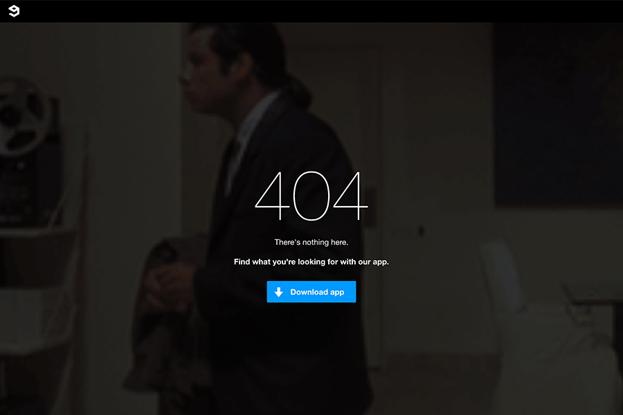 20+ Examples of the Funniest 404 Pages