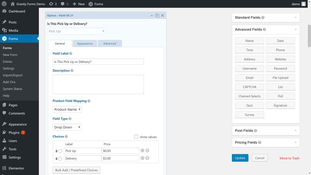 5 Free & Pro WordPress Form Plugins Compared - Elementor