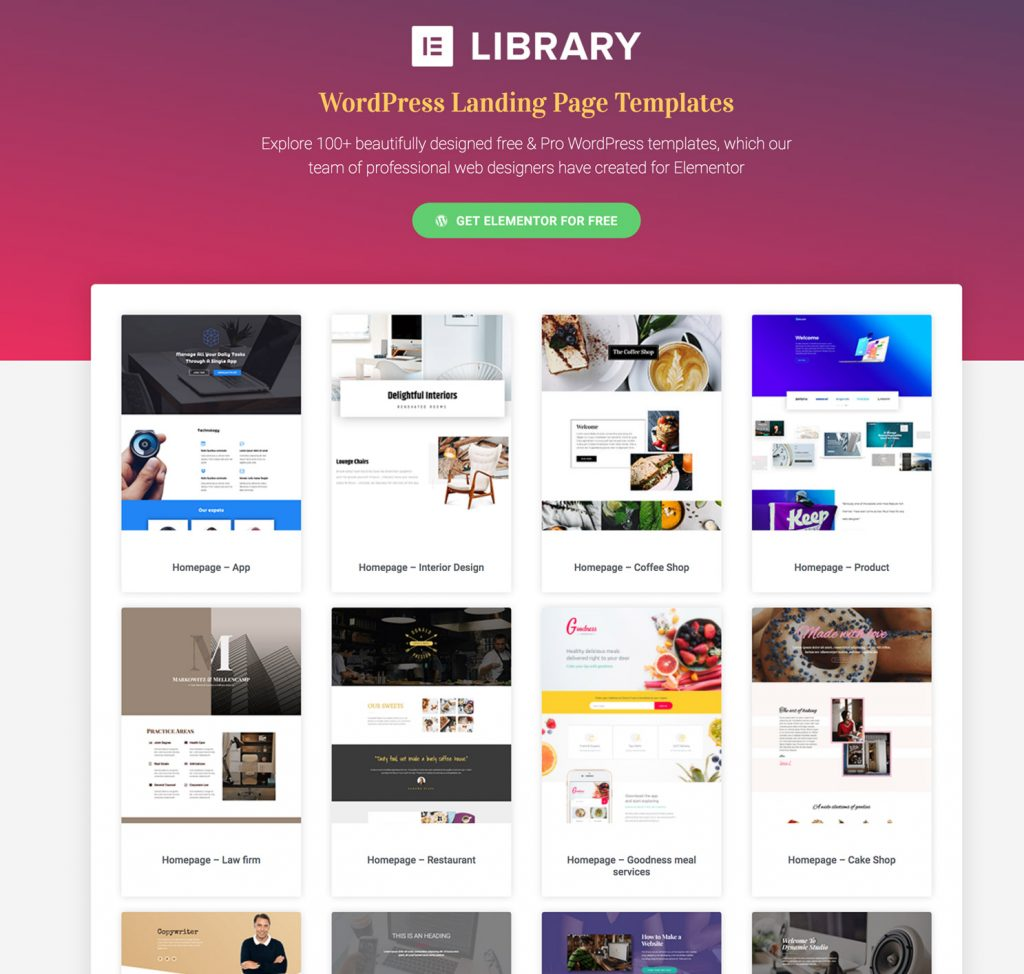 10 types of advanced websites built with dynamic content elementor