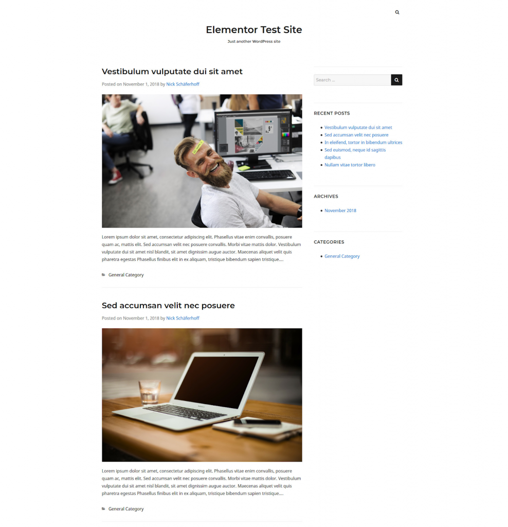 How to Customize Your WordPress Theme With Elementor