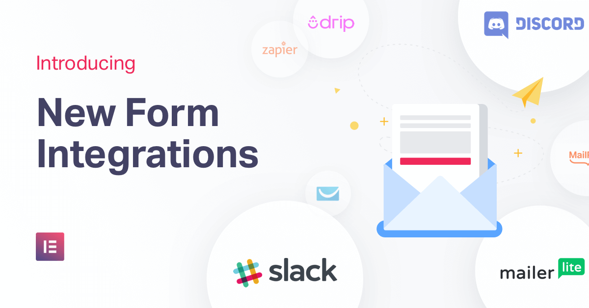 Introducing New Form Integrations: Slack, Discord & Mailerlite