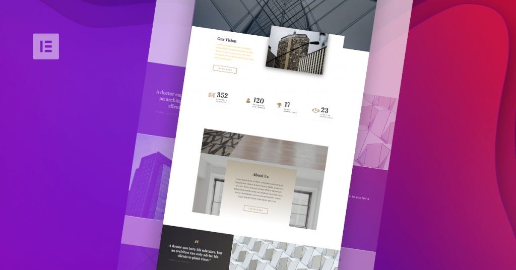 11 Top Free Pro Elementor Templates Resources