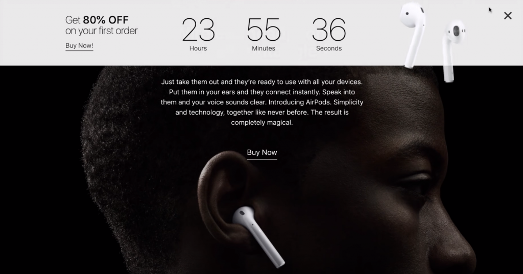 Sale Popups #1: How to Create a Hello Bar Countdown Timer