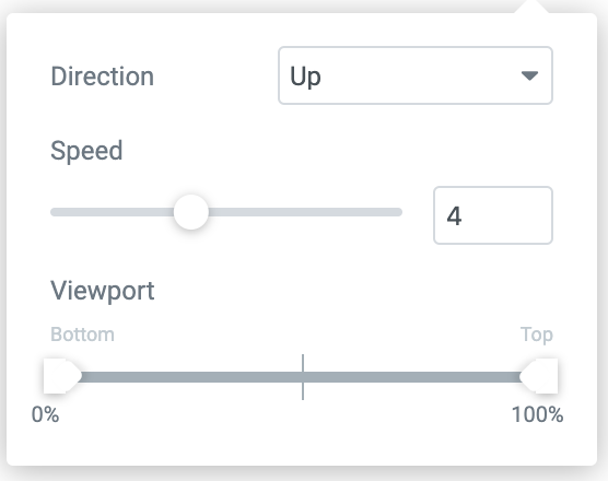 Step 3: Adjust the Animation According to Your Needs