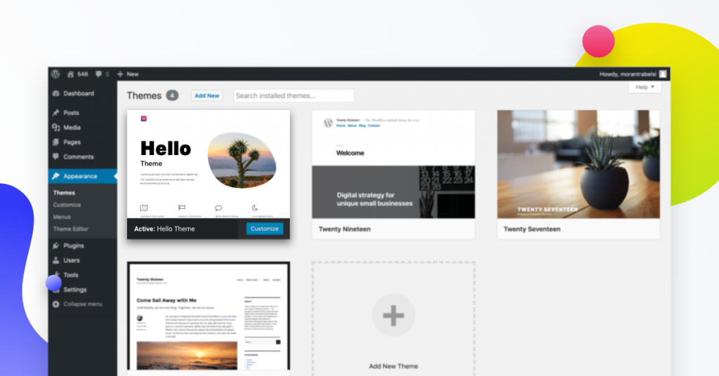 Introducing Hello Theme The Fastest Wordpress Theme Ever