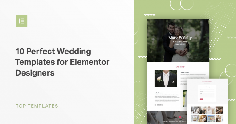 WordPress wedding templates
