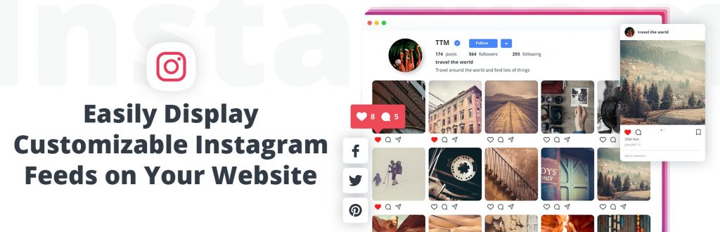 11 Best Instagram Plugins for WordPress in 2019: Free and Paid