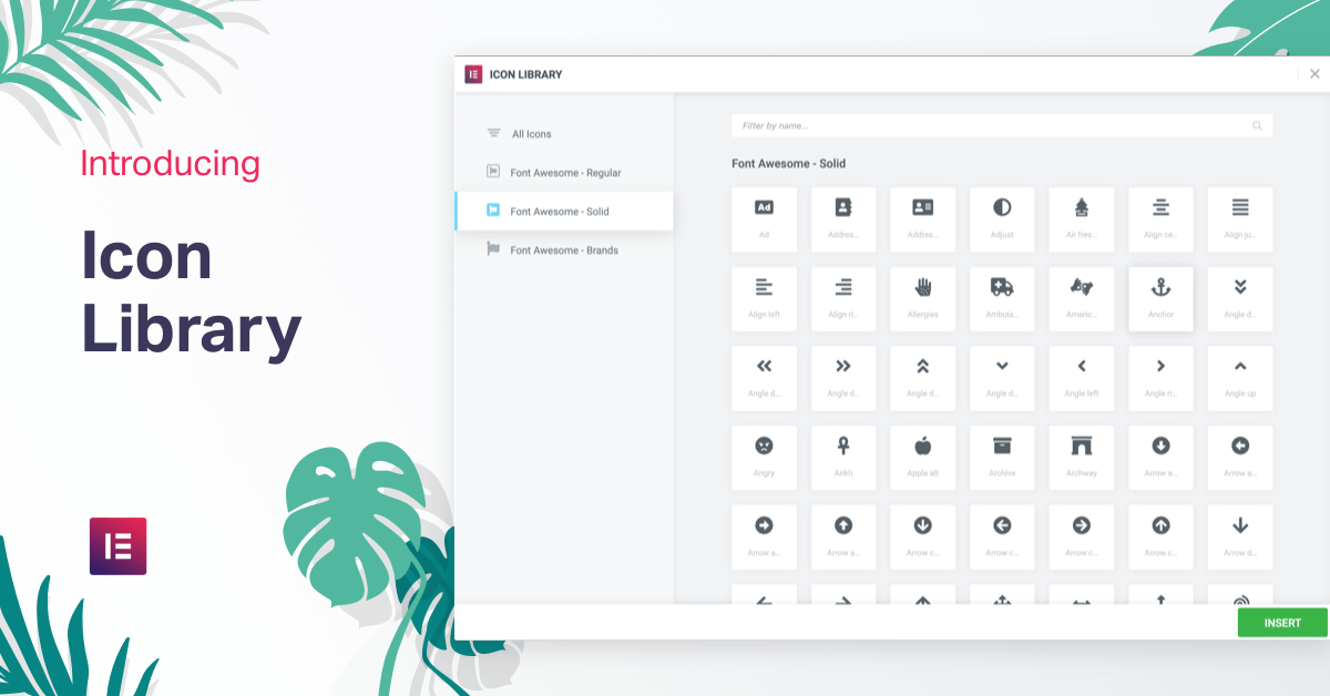 Introducing Icon Library: A Truly ICONic Release