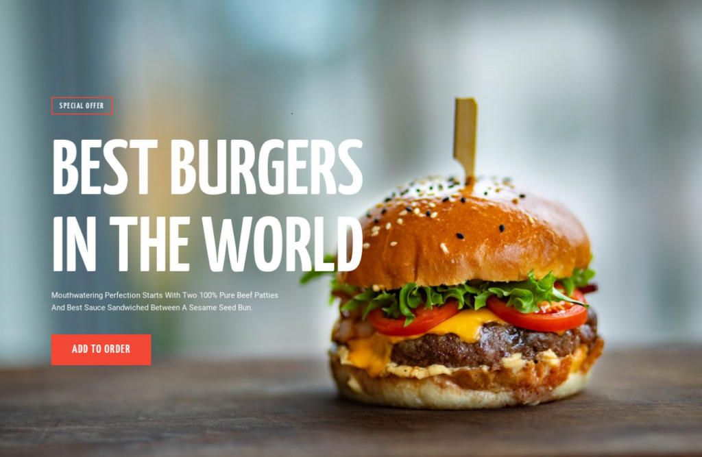 11 Delicious WordPress Restaurant Templates To Build Your Appetite