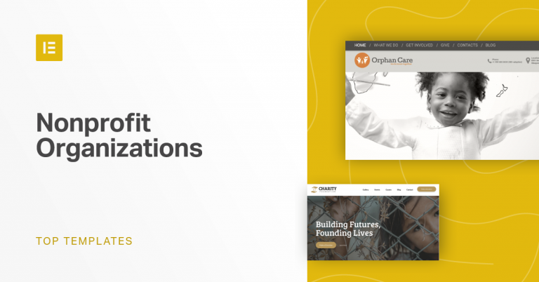 nonprofit templates article cover