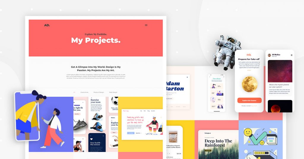 Portfolio Kit - Projects