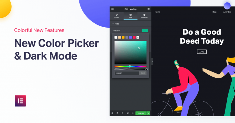 Dark Mode & Color Picker_fb
