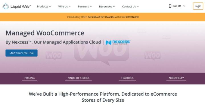 best woocommerce hosting 4 liquid web