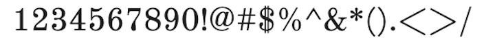 oldstandardtt-font