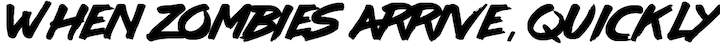 lazer84-font