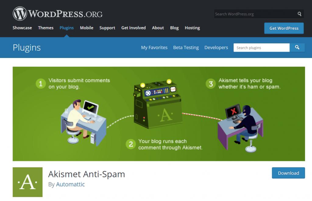 Akismet Anti-Spam