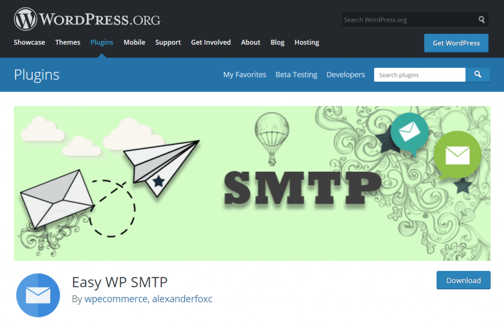 Easy WP SMTP