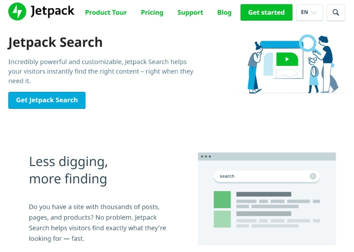 best-wordpress-search-plugins-4-jetpack-search