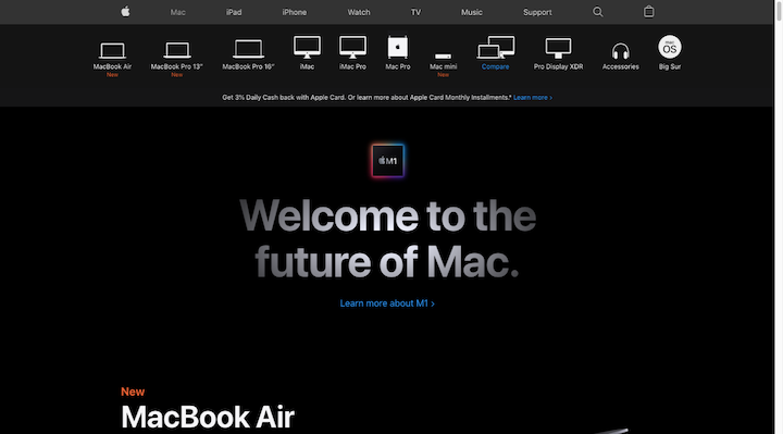 apple-website-2020-flat-design