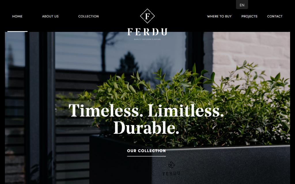 serif fonts design trend