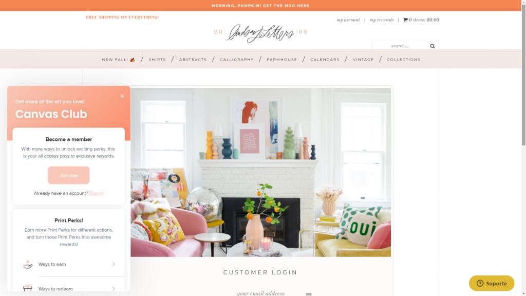 lindsay-letters-website