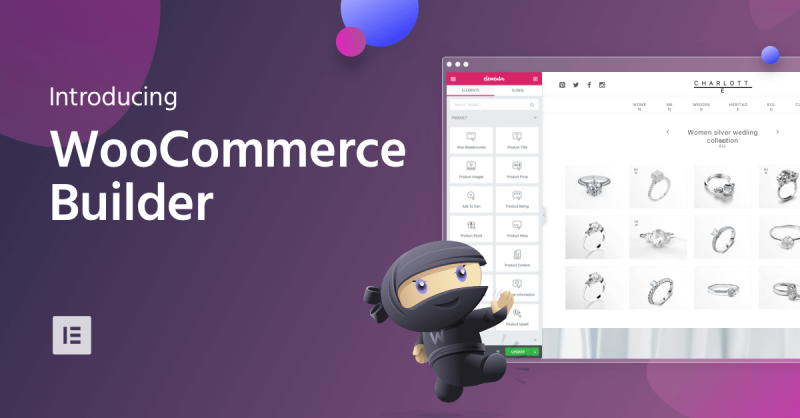 Introducing WooCommerce Builder: the New Way to Build eCommerce Websites
