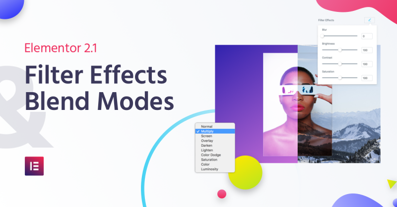 Introducing Filter Effects & Blend Modes