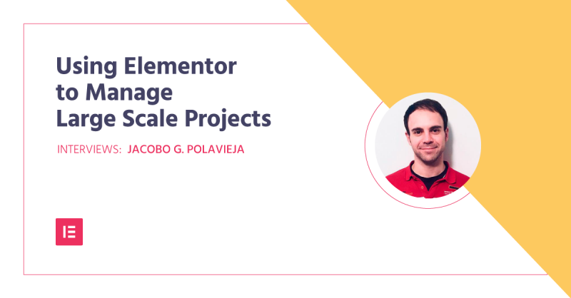 Interview: How I Use Elementor to Manage Large Scale Projects
