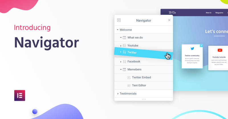 Introducing Navigator: Manage Your Entire Layout From One Place
