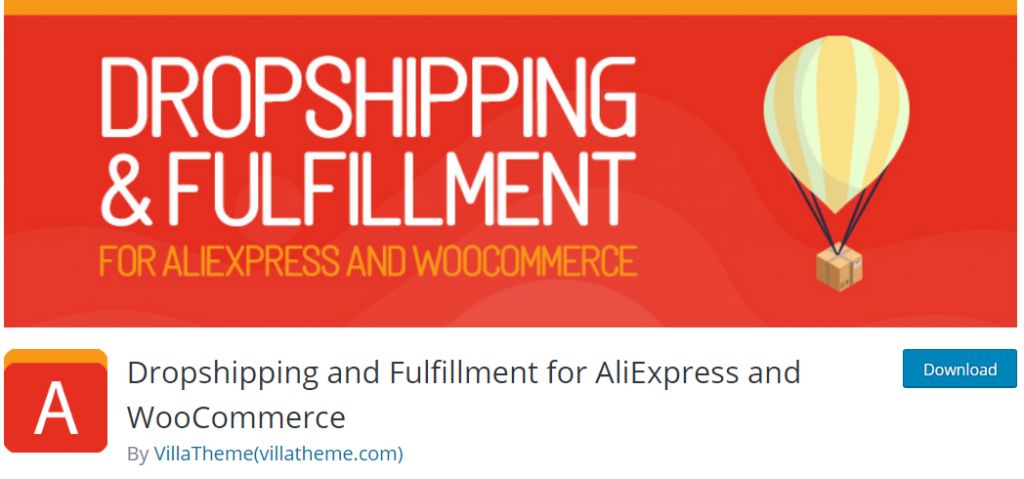 Dropshipping and fulfillment for AliExpress and WooCommerce plugin