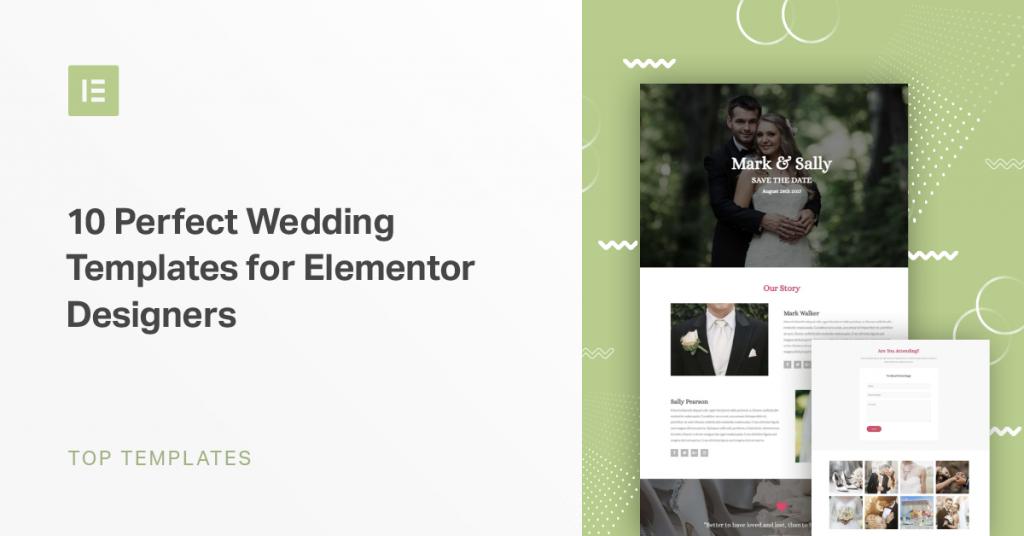 WordPress wedding templates