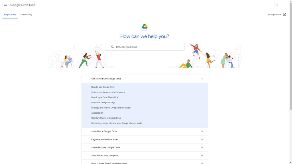 google-drive-faq