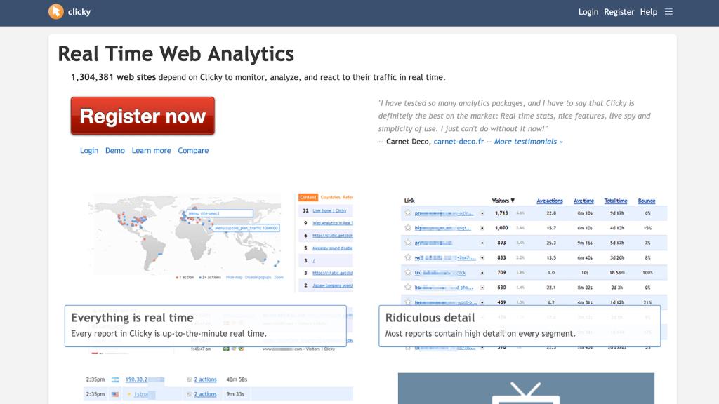 clicky-web-analytics