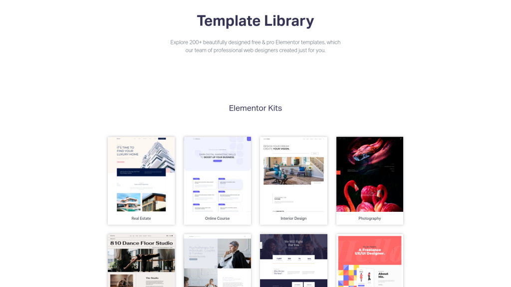 elementor-template-library