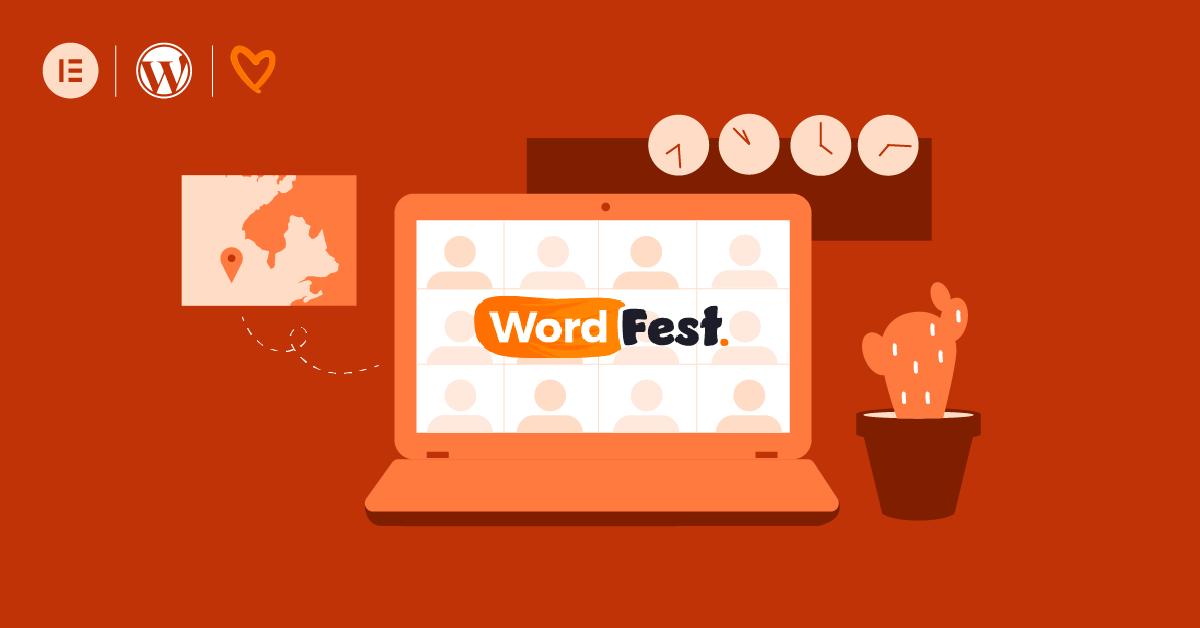 wordfest 2021 elementor