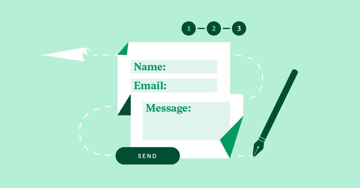 web form design
