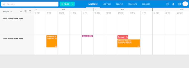 16-float-schedule-management