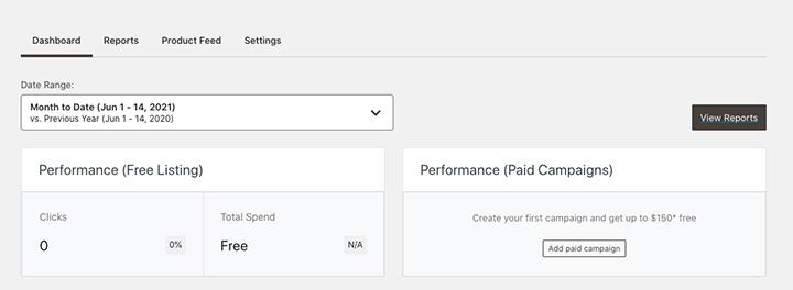 Setting up a WooCommerce Google Shopping ads listing