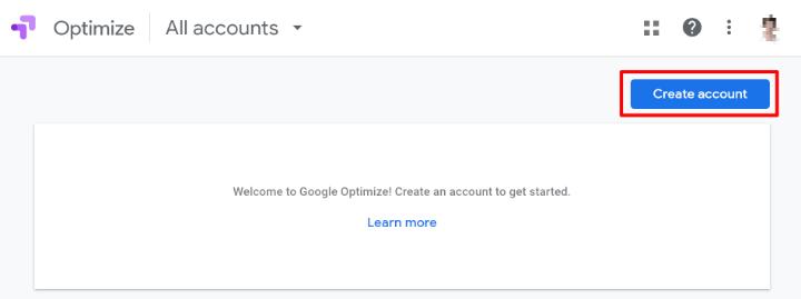 set-up-google-optimize-1-create-account