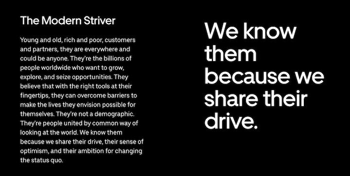 uber brand statement