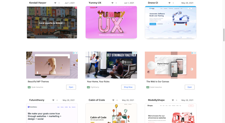 webdesigninspiration-website